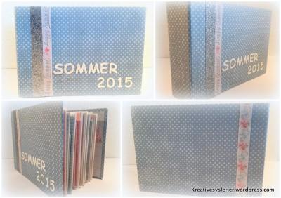 Mini Album - Sommer 2015